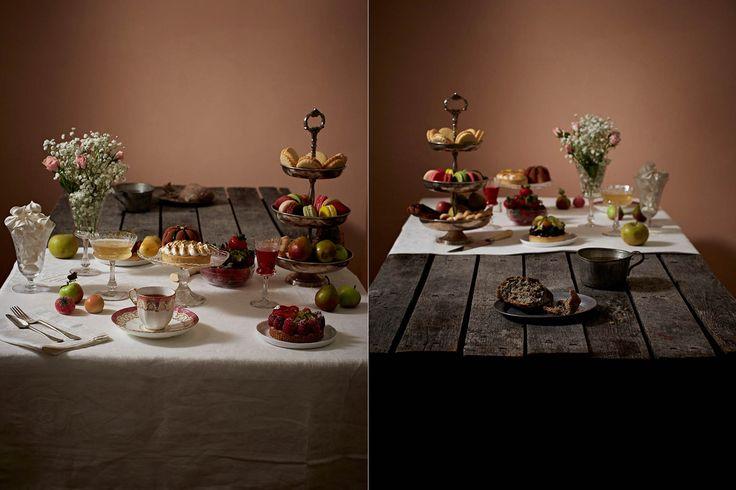 富裕層と貧困層の食事を並べてみた 「持てる者と持たざる者」の目に余る格差(画像)France in 18th