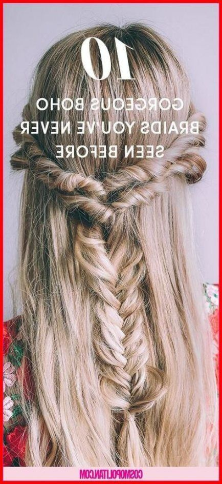 19+ Trendy Hair Tutorial Everyday Fishtail Braids – #Braids #Everyday #fishtail …