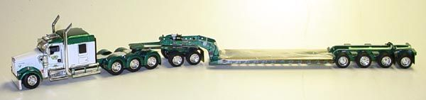 Kenworth Limited Edition Die Cast Semi Tractor Trailer Collectibles!