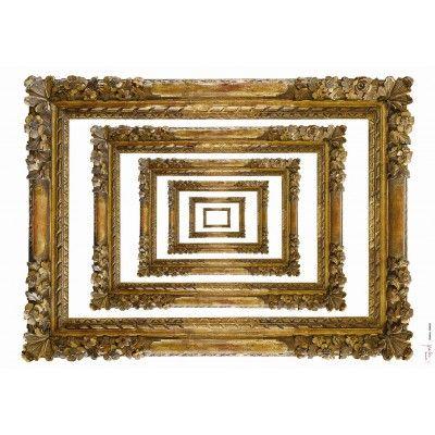 les 17 meilleures images du tableau 03 cadre sur pinterest cadres moulures et cadres anciens. Black Bedroom Furniture Sets. Home Design Ideas