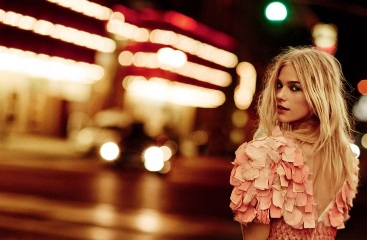 visual optimism; fashion editorials, shows, campaigns & more!: electric dreams: sanna backstrom by billy kidd for elle australia december 2014
