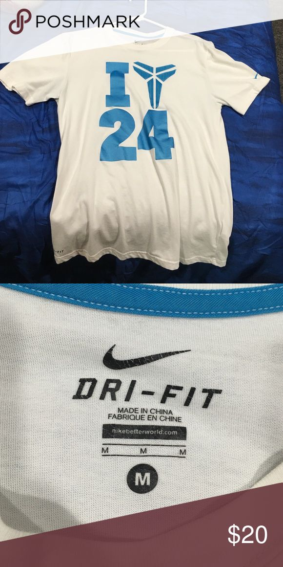 Men's Nike Kobe Shirt In new condition and smoke free Nike Tops Tees - Short Sleeve