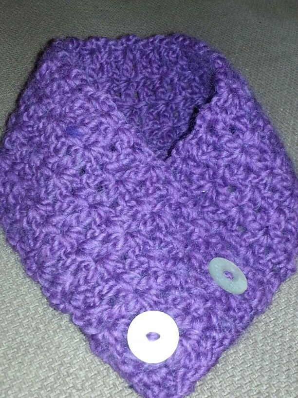Crochet Neck Warmer : Crochet neck warmer Heres one I made earlier Pinterest