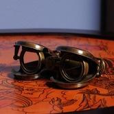Found it at Wayfair - Folding Binocular in Wood Box