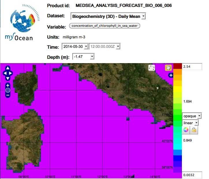 #meteo #forecast #fishing #pesca #mediterranean #mediterraneo #sea #mare 30/05/2014 #sardegna #Italy #Italia