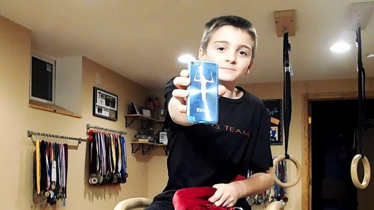 Gift ideas for gymnasts boy gymnasts will love