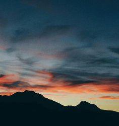 La Bella Addormentata, tramonto, Abruzzo | Tramonti ...