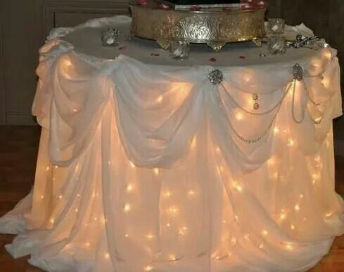 Decorated Tables best 25+ wedding cake table decorations ideas on pinterest