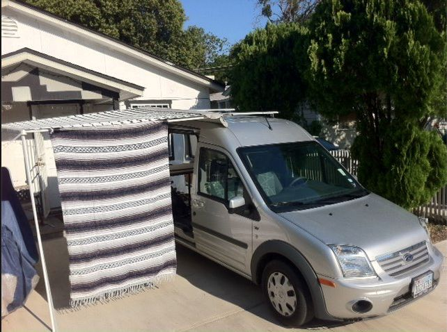 22 best ford transit connect camper images on pinterest. Black Bedroom Furniture Sets. Home Design Ideas