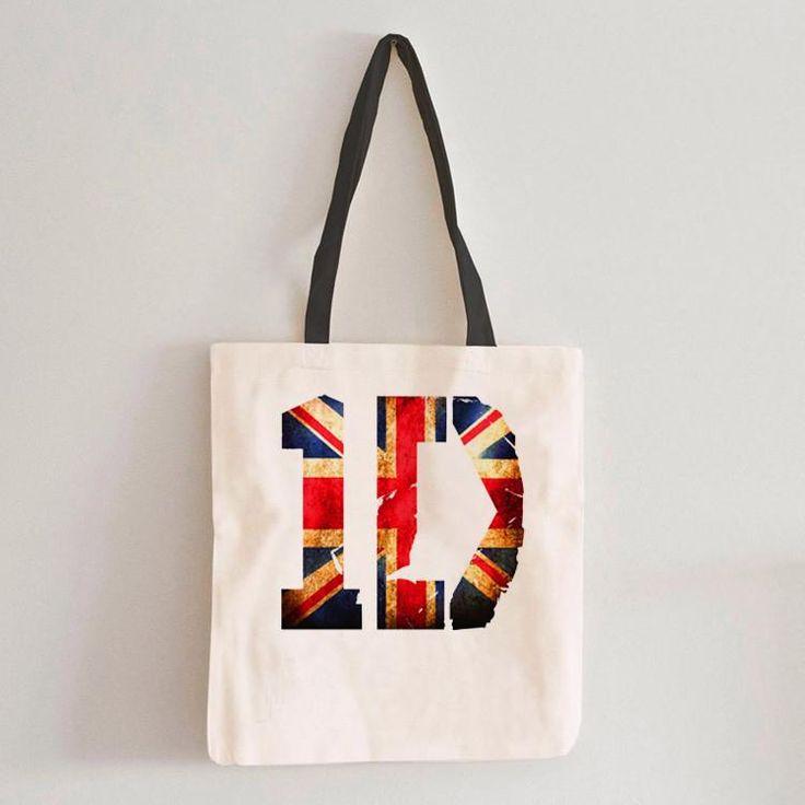 1D Logo One Direction on Flag Tote Bag #Bags&Purses #MarketBags #totebag #shoppingbag  #cottonbag #cottonshoppingbag #cottontotebag #totebags #totebag #totebagdesign #bag #organiccottonbag #shoppingbags #Handbags #graphic #organic #Gray #White #design #drawing #features #original #Customtote #Weddinggift #Weddingbag #WeddingParentsGift #weddingtote #personalizedtote #weddingdaybag #beachtote #monogramedtote