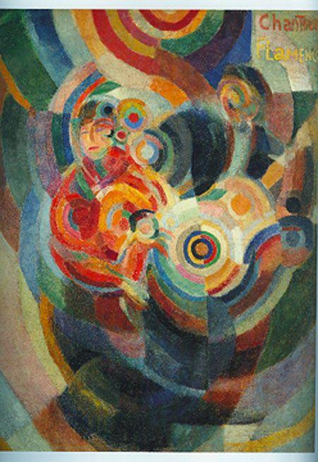 L'artiste du vendredi : Sonia Delaunay