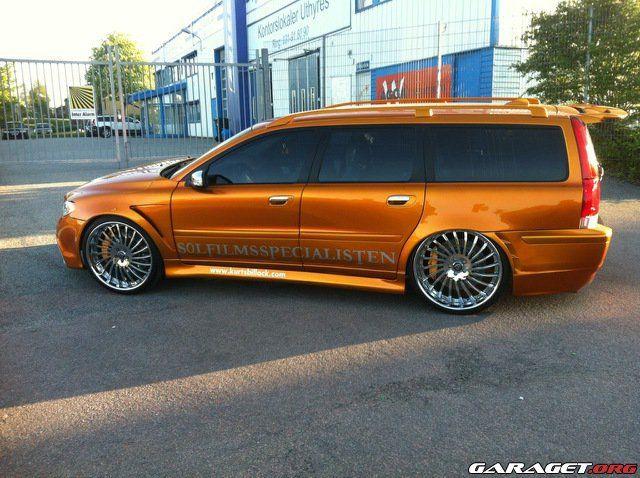 Garaget | Volvo V70 2001 2.4 T (2001)