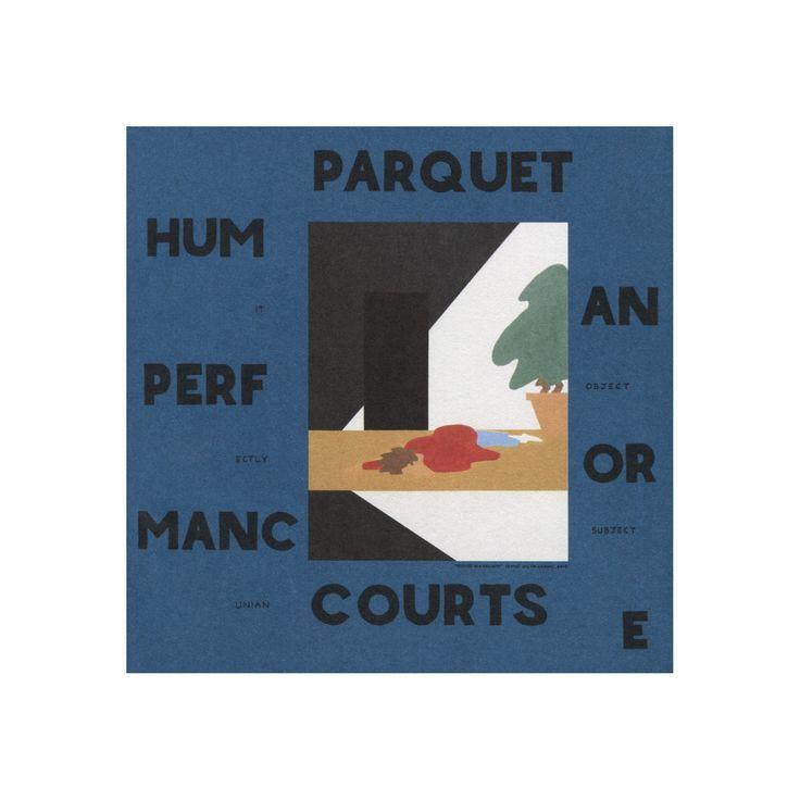Parquet courts - Human performance (CD)
