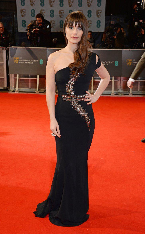 Pin for Later: Toutes les Stars du Moment Étaient à Londres Pour les BAFTA Awards Charlotte Riley
