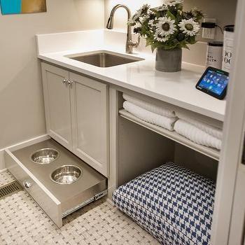 Dog Room, Transitional, laundry room, HGTV