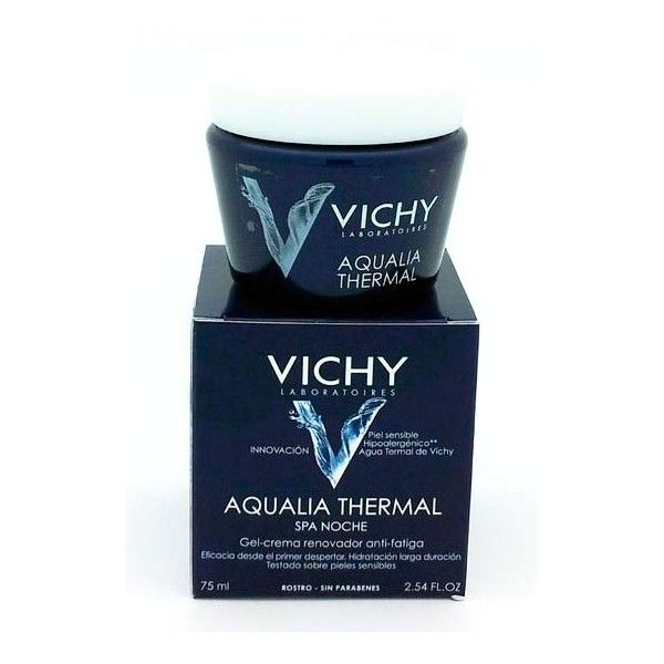 Vichy Aqualia SPA Crema de Noche 75 ml