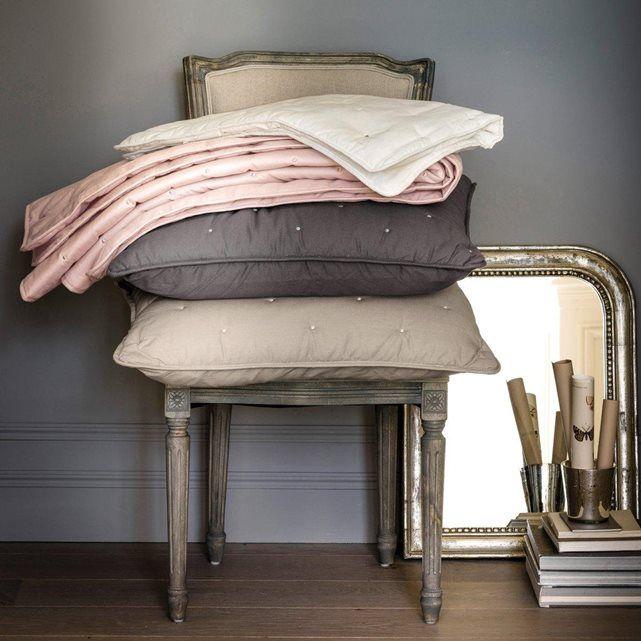 interesting couvrelit brod aeri with couvre lit la redoute. Black Bedroom Furniture Sets. Home Design Ideas