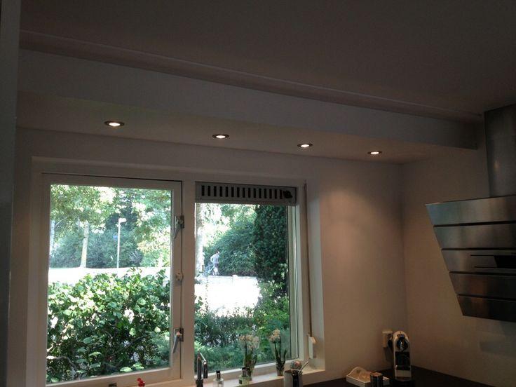 Strakke Witte Keuken In Oisterwijk : ... keukens badkamers haarden ...