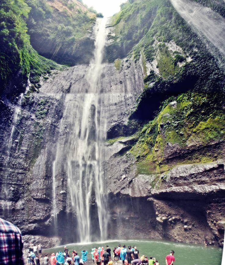 #waterfall#madakaripura#probolinggo#eastjava