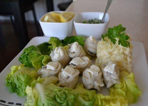 Receta de Locos mayo, un excelente plato tradicional de nuestra Cocina Chilena.