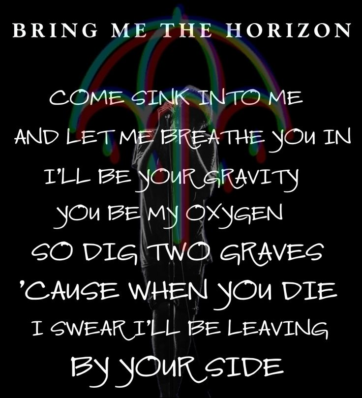Bring Me The Horizon - Follow You ♥