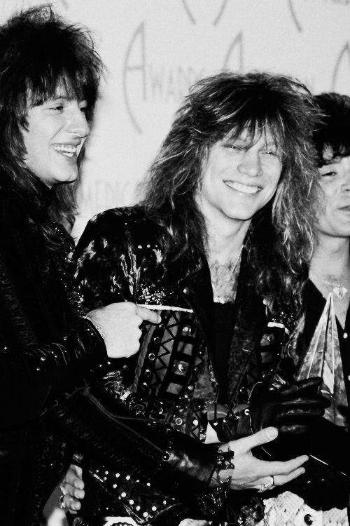 Bon Jovi #GlamMetal