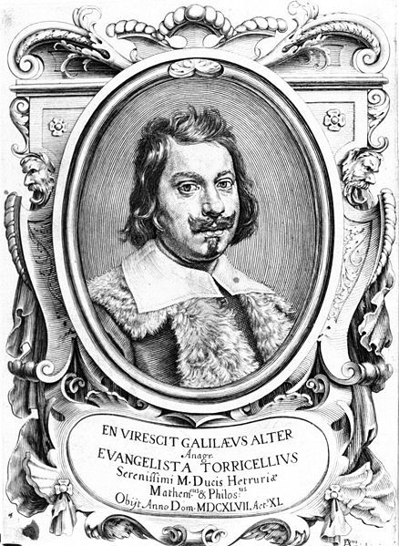 The life and times of italian mathematician and physicist evangelista torricelli