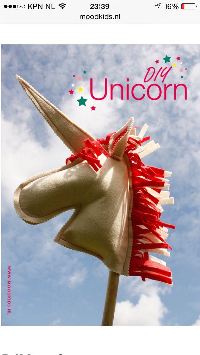 Speelgoed om zelf te maken - leuk! #eenhoorn #speelgoed #creatief #spelen #unicorn #toys #creative #play #meisjes #girl