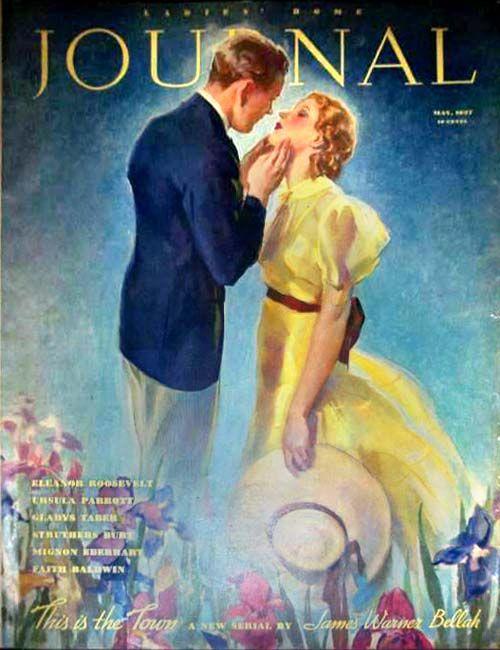 Ladies' Home Journal, May 1937 John La Gatta
