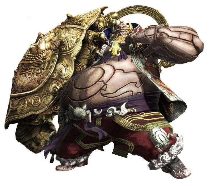 Asura's Wrath - Wyzen