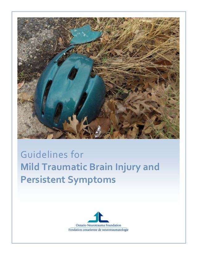 Guidelines for mild_traumatic_brain_injury_and_persistent_symptoms by Hercule Holmes via slideshare