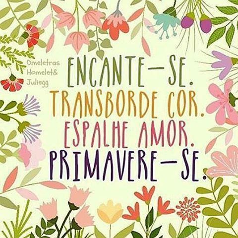 BM DA!  #frescurasdatati #bomdia #éprimavera #primavera #mesdasflores #flores