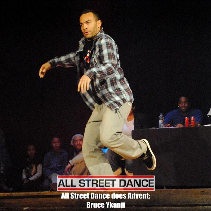 Bruce Ykanji Street dance, Dance, Street