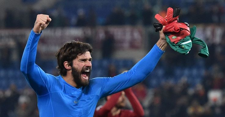 Liverpool Reportedly Negotiating to Sign Alisson Becker