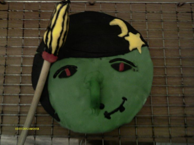 Halloween Cake Decorations Asda : The 21 best images about Asda Halloween Cake Comp Faves ...