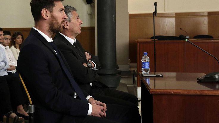 Messi no irá a prisión: Fiscalía española aceptó una multa de 252 mil euros: La Audiencia de Barcelona pedía 21 meses en la cárcel para el…