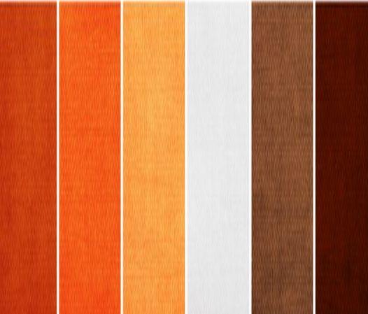m4-safari 4/2  brown, red and orange dominate the safari chic color palette