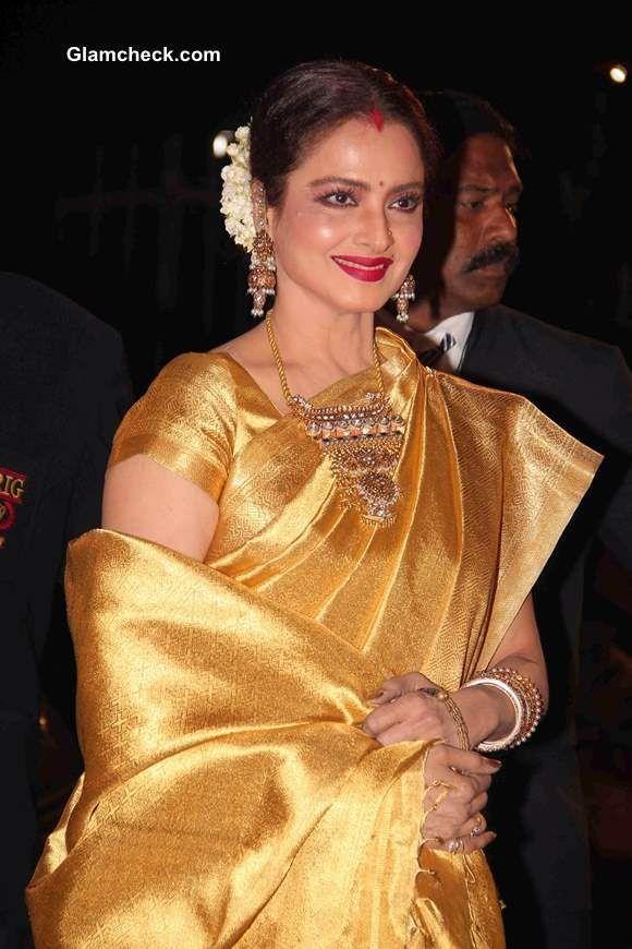 rekha saree images