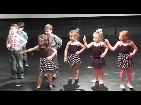 Mutlu Dünyam Anaokulu Yılsonu Rock'n Roll Gösterisi - YouTube