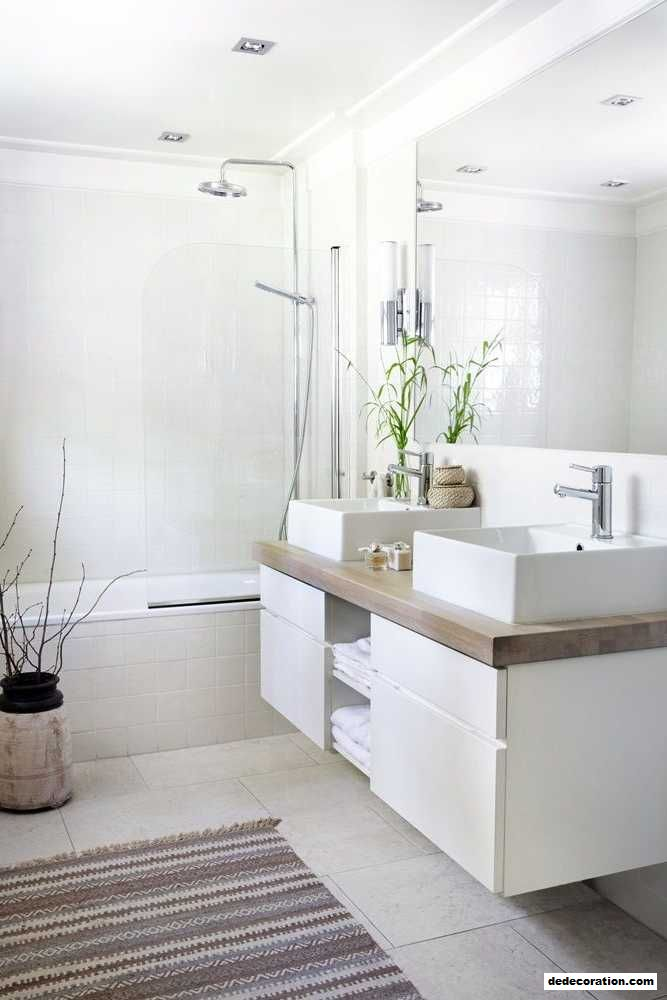Sleek Bathrooms - http://www.dedecoration.com/home-design-ideas/sleek-bathrooms.html