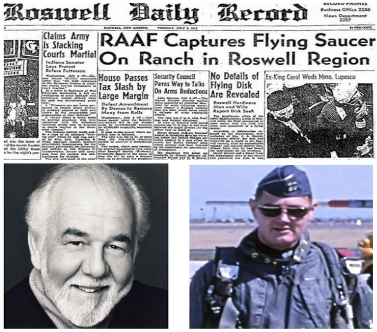 Roswell UFO Was Not From Earth: Ex-CIA Agent -- There Were Two Roswell UFOs: Ex-Air Force Official: