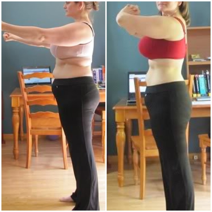 before and after jillian michaels 30 day shred