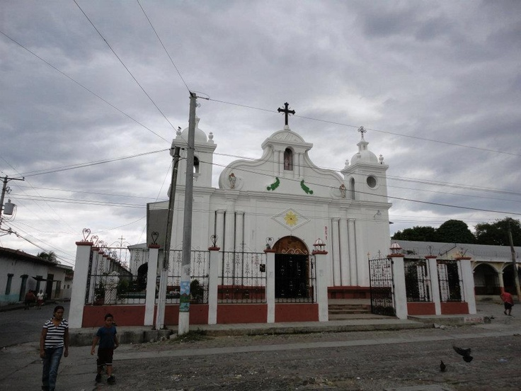 Templo de San Sebastián, San Vicente, El Salvador