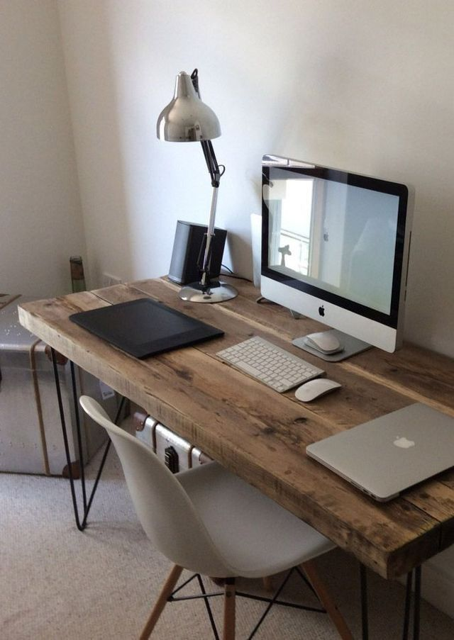 25 Small Home Office Ideas For Men