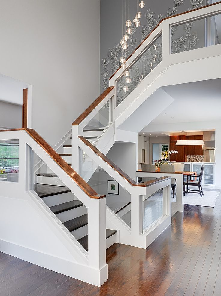 25 Best Ideas About Modern Staircase On Pinterest: Best 25+ Glass Stairs Ideas On Pinterest