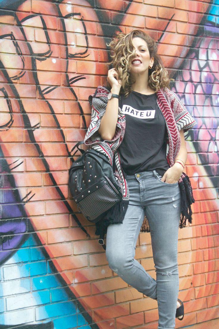 #denim #cape #prune #fashioblogger #blogger