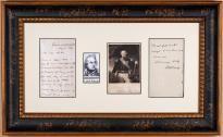 Hardy, Sir Thomas Masterman, 1st Baronet - Price Estimate: $200 - $400