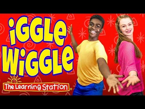 Brain Breaks - Camp Songs - Action Songs - Iggle Wiggle - Kids Songs by The Learning Station - YouTube