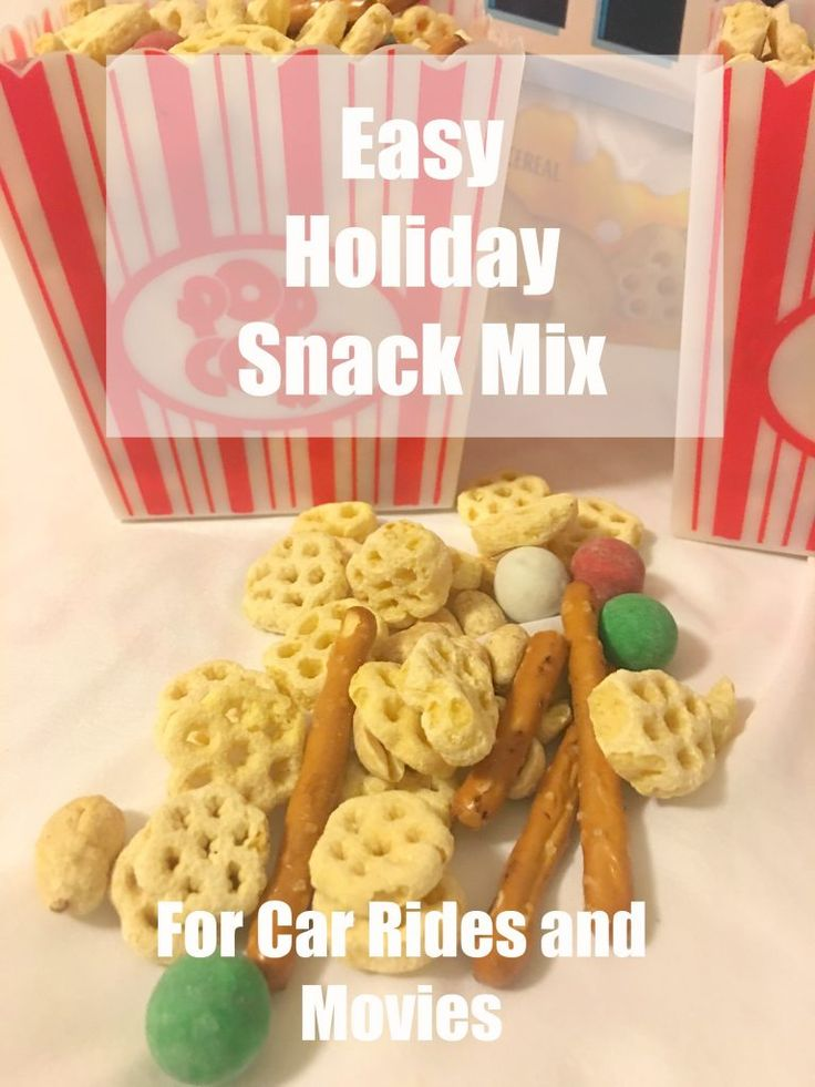 holiday-snack-mix-4 | Blogalicious | Pinterest