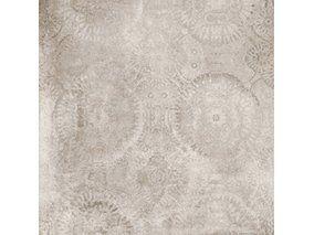 Feinsteinzeug Dolmen Dekor Beige 80 cm x 80 cm